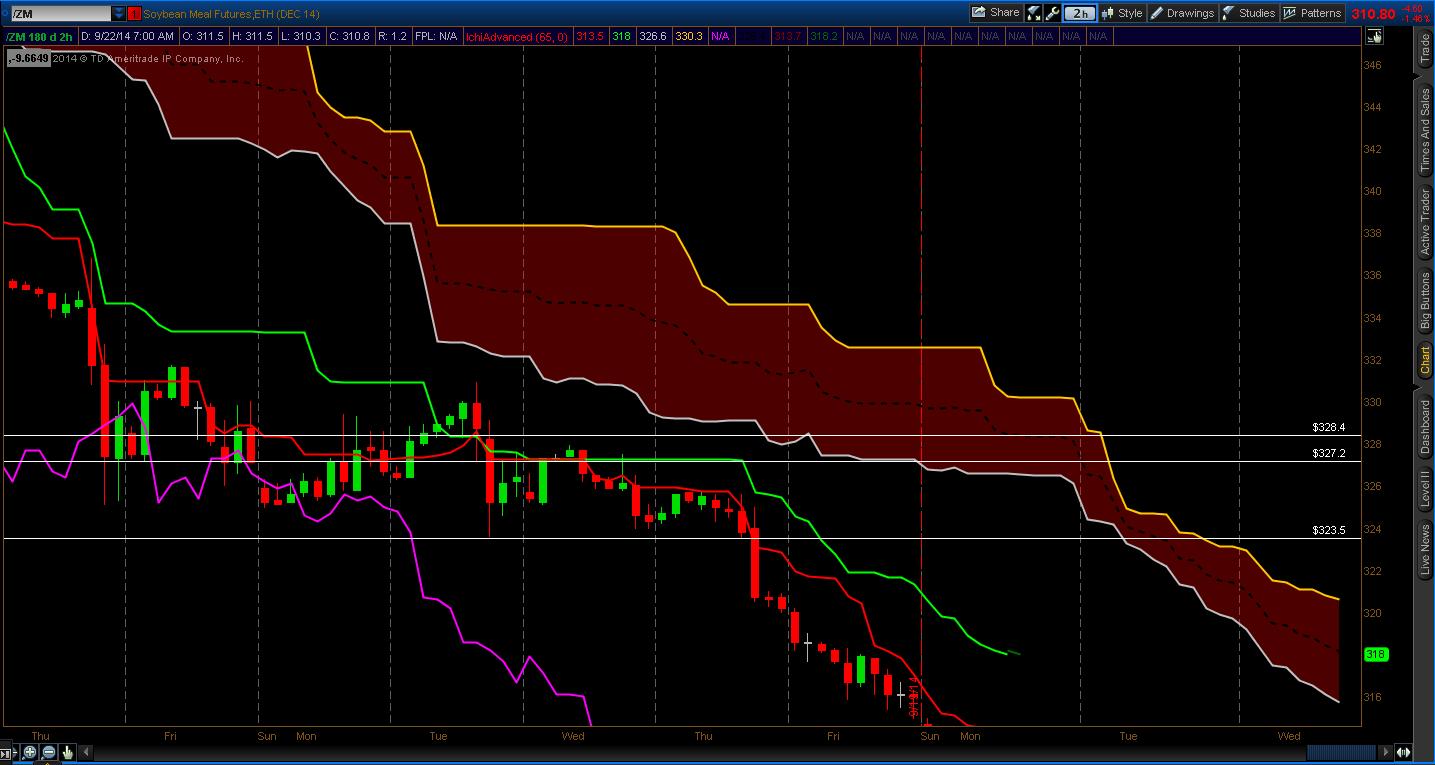 Future ZM chart